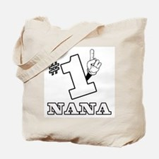 #1 - NANA Tote Bag