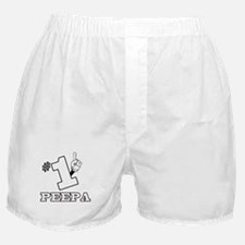 #1 - PEEPA Boxer Shorts