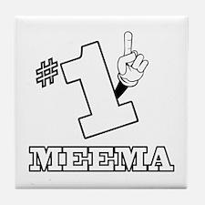 #1 - MEEMA Tile Coaster