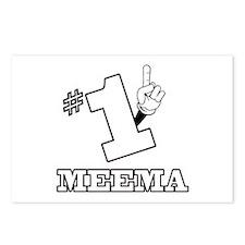 #1 - MEEMA Postcards (Package of 8)
