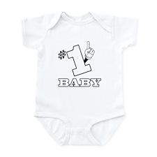 #1 - BABY Infant Bodysuit