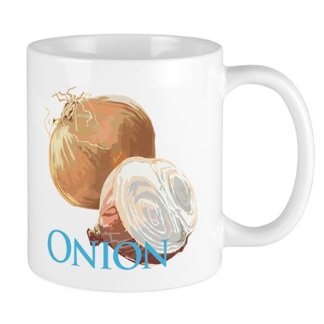 Yellow Onion Mug