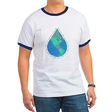 Water Drop Earth T