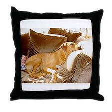 JUBA LEE RIDGEBACK Throw Pillow