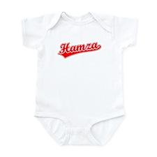 Retro Hamza (Red) Infant Bodysuit