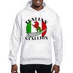 Italian Stallion Hooded Sweatshirt