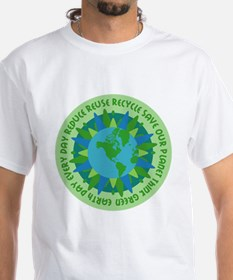 Earth Day Slogans Shirt