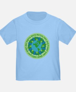 Earth Day Slogans T