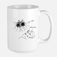 Original Drawing - Mug