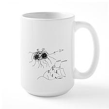 Original Drawing - Mug
