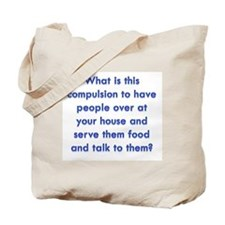 Cool Curb your enthusiasm Tote Bag
