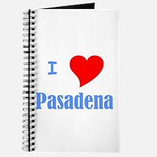 I Love Pasadena Journal