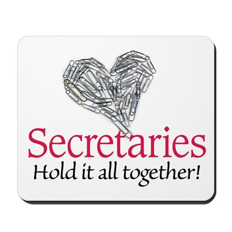 Secretaries Mousepad