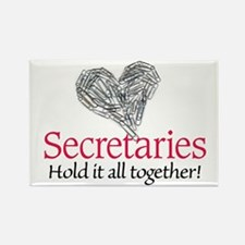 Secretaries Rectangle Magnet (10 pack)