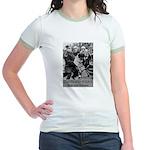 Cleveland PD S.O.P. Jr. Ringer T-Shirt