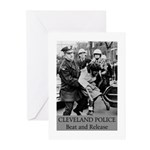 Cleveland PD S.O.P. Greeting Cards (Pk of 20)