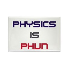Physics is Phun Rectangle Magnet