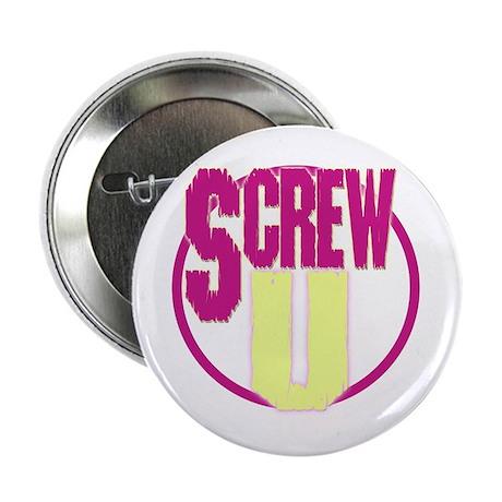 "EB'S Screw U 2.25"" Button"