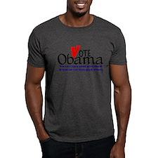 Obama Gives Good Oratory T-Shirt