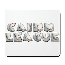 Cairn Terrier League Mousepad