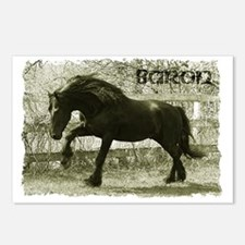 Baron*10 Postcards (Package of 8)