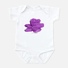 Fibromytes are beautiful Infant Bodysuit