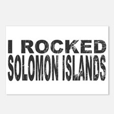 I Rocked Solomon Islands Postcards (Package of 8)