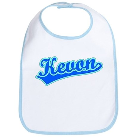 Retro Kevon (Blue) Bib