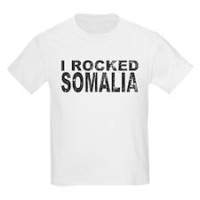 I Rocked Somalia T-Shirt