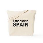 I Rocked Spain Tote Bag