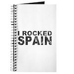 I Rocked Spain Journal