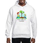 Earth Day Hooded Sweatshirt