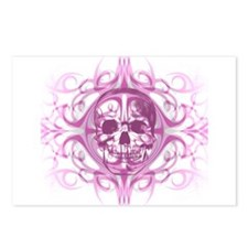 Lady SkullZ Postcards (Package of 8)