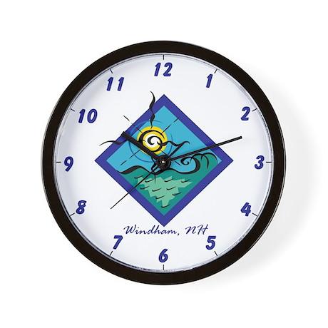 Windham Wall Clock