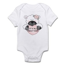 IT'S ALL ABOUT EWE! Infant Bodysuit