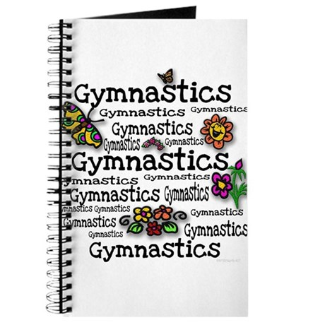 Gymnastic Flowers Journal