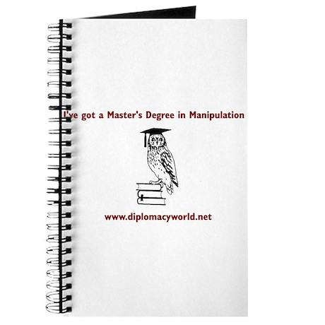 Master's Degree Journal