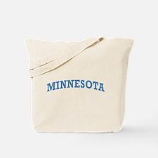 Vintage Minnesota Tote Bag