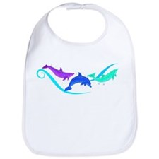 Peace in a Pod Bib