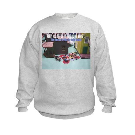 The Games of War 44 Kids Sweatshirt