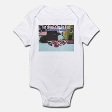 The Games of War 44 Infant Bodysuit