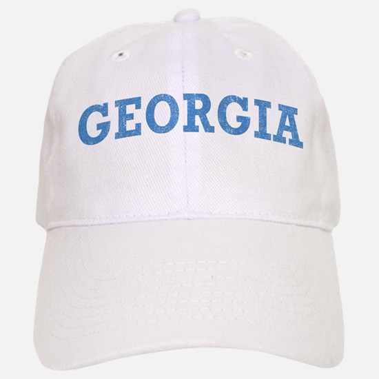 Vintage Georgia Baseball Baseball Cap