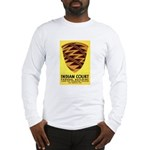 Pomo Basket Long Sleeve T-Shirt