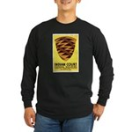 Pomo Basket Long Sleeve Dark T-Shirt