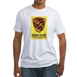 Pomo Basket Fitted T-Shirt