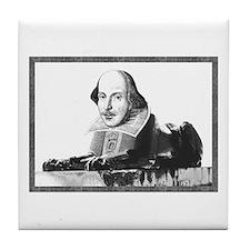 Shakesphinx Tile Coaster
