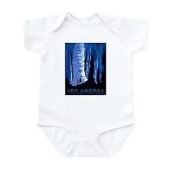 See America Carlsbad Infant Bodysuit