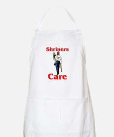 """Shriners Care"" BBQ Apron"