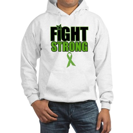 Fight Strong Lymphoma Hooded Sweatshirt