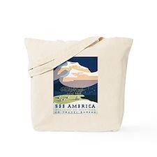 See America Montana Tote Bag